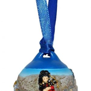 Christmas Resin Jingle Bell