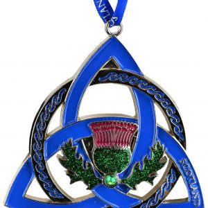 Celtic Knot - Boxed Metal Dec