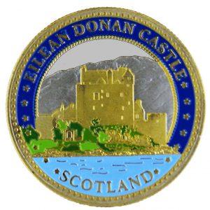 1610 eilean donan castle